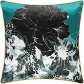 Roberto Cavalli Flower Silk Cushion