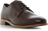 Bertie Porto Derby Shoes, Dark Brown