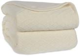 Berkshire Reversible Diamond-Knit to Sherpa Fleece Blankets