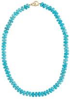 Irene Neuwirth 18kt yellow gold bead necklace