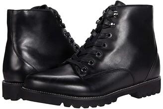 Blondo Rachelle Waterproof (Black Leather) Women's Boots