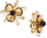Kate Spade Gold-Tone Blooming Brilliant Statement Stud Earrings