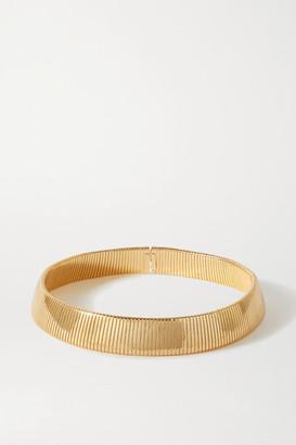 Kenneth Jay Lane Gold-tone Necklace - one size