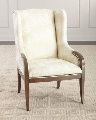 Massoud Gloria Wing Chair