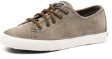 Sperry Seacoast Washable Leather Sand