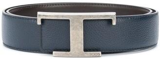 Tod's reversible T belt
