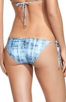 Vix Paula Hermanny Women's Rustic Ripple Side Tie Bikini Bottoms