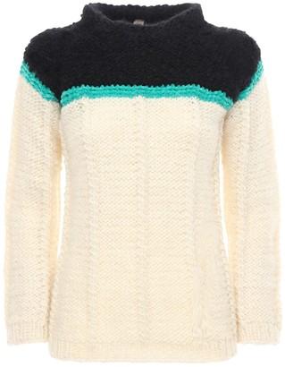Serpient Wool & Alpaca Sweater