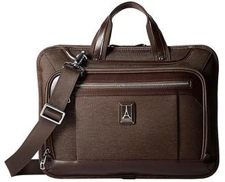 Travelpro Platinum(r) Elite - Slim Business Brief