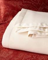 Sferra Queen Merino Lambswool Blanket