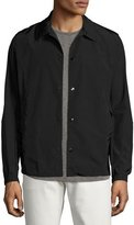 Theory Technical Coach Jacket, Black