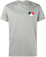 Moncler logo applique short sleeve t-shirt