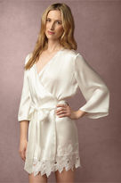 BHLDN Brixton Silk Robe
