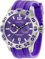 Nautica Men's Sport N16609G Resin Quartz Watch
