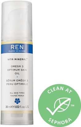 Ren Skincare Vita Mineral Omega 3 Optimum Skin Oil