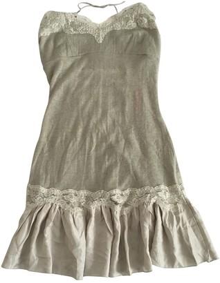Manoush Grey Cashmere Dresses