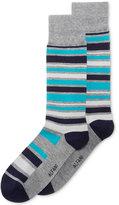 Alfani Men's Scale-Stripe Socks, Created for Macy's