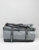 The North Face Base Camp Duffel Bag In Small Gray