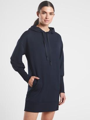 Athleta Mala Hoodie Dress