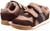 pediped Otis Flex (Toddler/Little Kid) (Brown) - Footwear