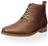 J Shoes Women's Olympias Wing Tip Lace-Up Bootie