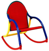 Hoohobbers Personalized Kids Rocking Chair Material: Canvas