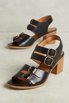 Sessun Alna Block Heel Sandals