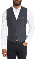 Ted Baker Men's Portwai Semi Plain Vest