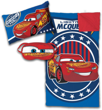 Disney Pixar Cars Cars 3Pc Slumber Set