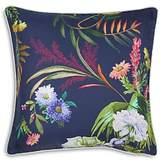 Yves Delorme Bouquets Decorative Pillow, 17 x 17