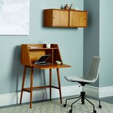 west elm Mid-Century Mini Secretary