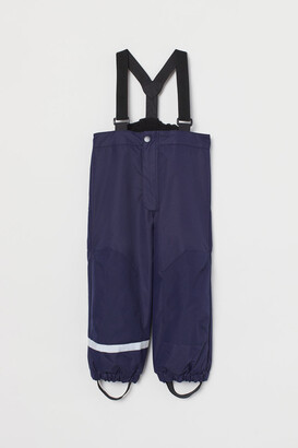 H&M Outdoor trousers with braces