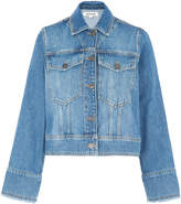 Whistles Wide Sleeve Denim Jacket