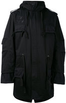 Kokon To Zai windbreaker jacket - men - Cotton - M