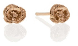 Lee Renee Poppy Earrings - Rose Gold