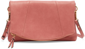 Sole Society Women's Tabi Clutch Straw With Vegan Leather Trims Cherry Blossom Faux Leather From