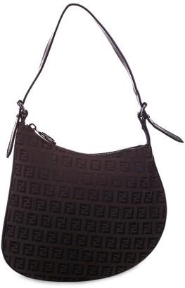 Fendi Pre-Owned Zucchino Oyster handbag
