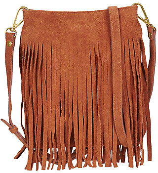 Sabrina ERICA women's Shoulder Bag in Brown