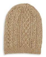 Ralph Lauren Kid's Metallic Knit Hat
