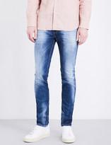 Diesel Sleenker 0860A slim-fit skinny jeans