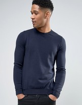 Sisley Jumper In Cotton