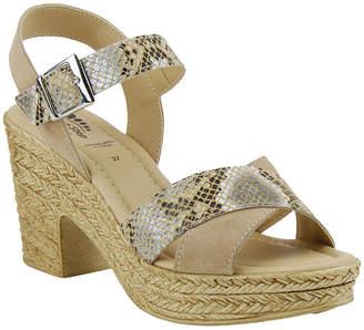 Spring Step Womens Luzbel Strap Sandals