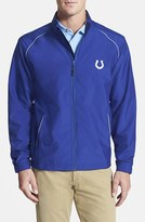 Cutter & Buck Men's Big & Tall 'Indianapolis Colts - Beacon' Weathertec Wind & Water Resistant Jacket