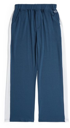Homebody Kids Side-Stripe Lounge Trousers (4-16 Years)