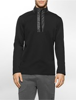 Calvin Klein Performance 1/4 Zip Pullover Sweatshirt