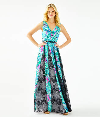 Lilly Pulitzer Janette Maxi Dress