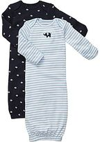 Carter's 2-pk. Sleeper Gowns - Boys One Size
