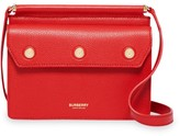 Burberry Baby Title Leather Crossbody Bag