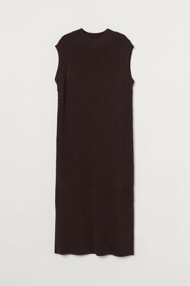 H&M Silk-blend dress