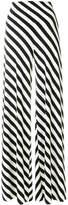 Norma Kamali striped palazzo trousers